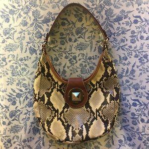Kate Spade Snakeskin shoulder bag
